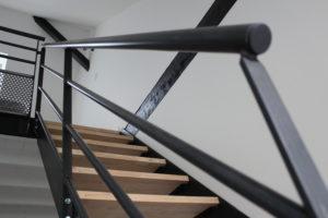 Le Patio de Loiseau 5 escalier