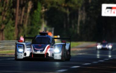Le circuit des 24h du Mans
