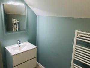 Le Patio de Loiseau Loft 2 Salle de bain