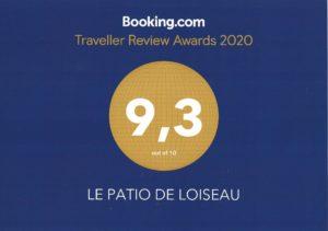 Le Patio de Loiseau Booking