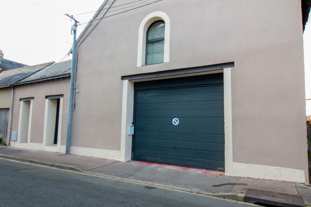 Le Patio de Loiseau Le Garage