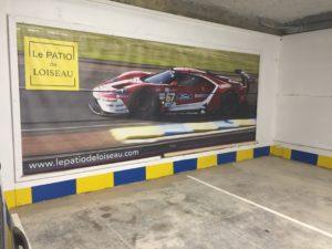 Le Patio de Loiseau Parking - Le Patio de Loiseau