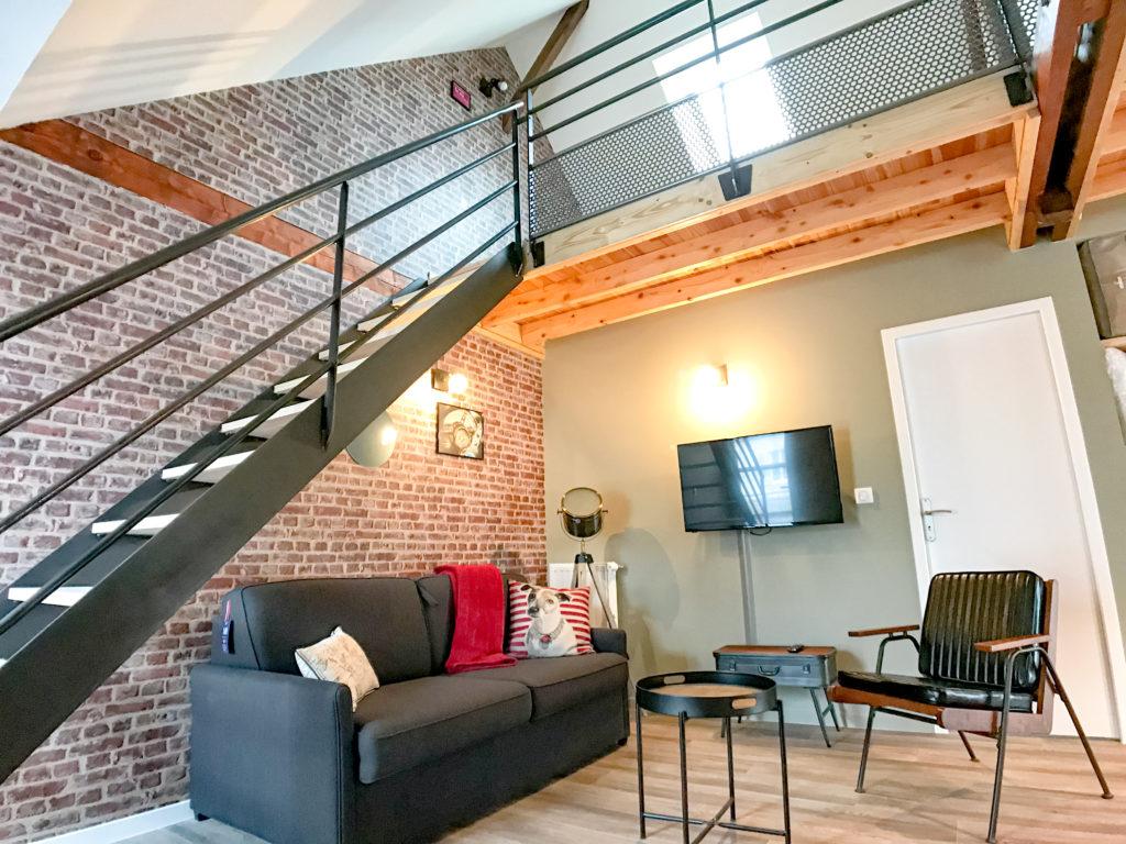 Le Patio de Loiseau N°1 Le Grand Loft L'Atelier