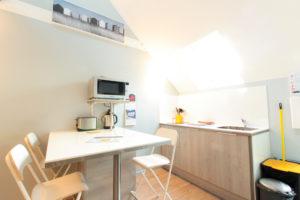 Le Patio de Loiseau Espace cuisine Loft 2