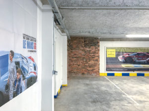Le Patio de Loiseau Garage 5 places le Patio de loiseau AppartHotel Privé