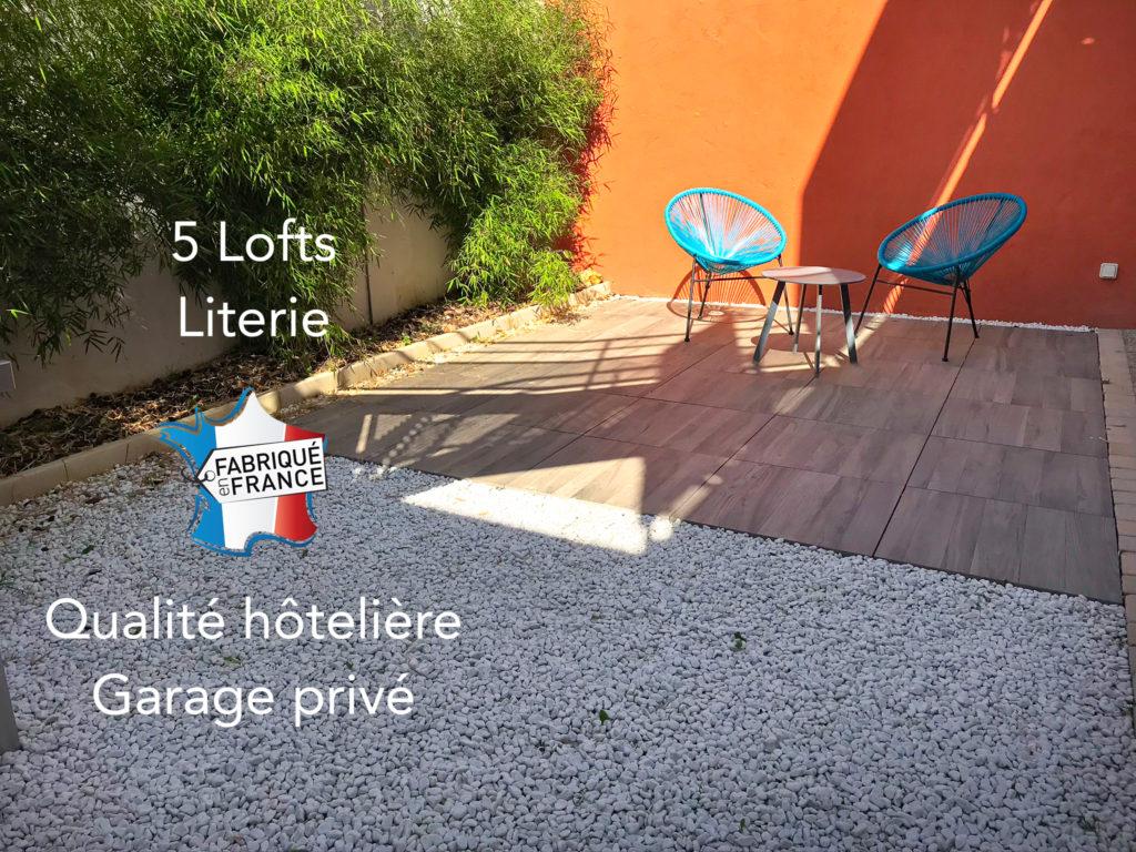 Le Patio de Loiseau Nos locations